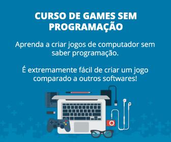 Curso games sem programação