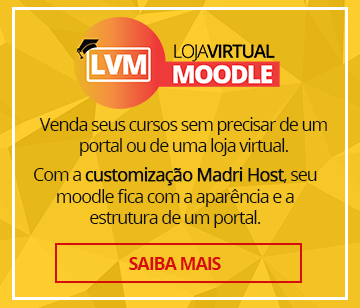 Loja Virtual Moodle