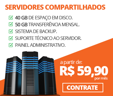 Banner servidores
